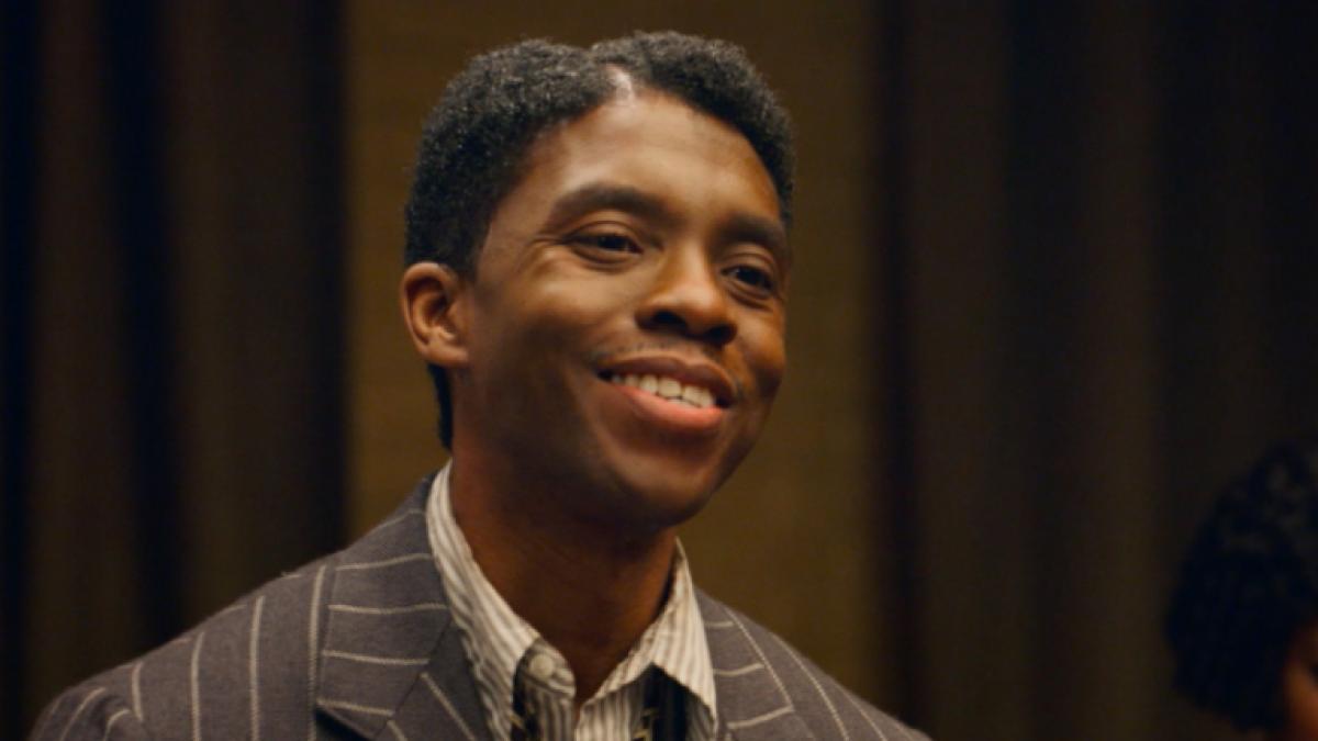 Chadwick Boseman obtiene el Globo de Oro póstumo por 'La madre del blues'