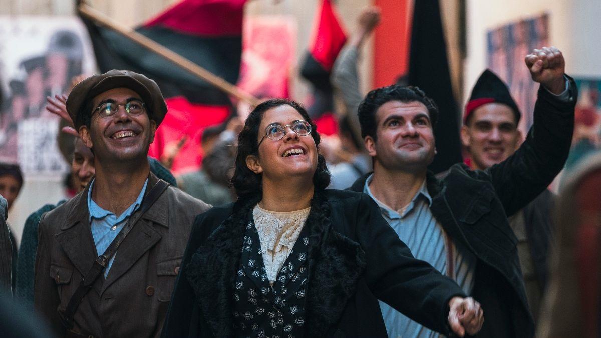 À Punt, TV3 e IB3 estrenarán simultáneamente el 8M la película sobre la historia de grandes sueños de Frederica Montseny