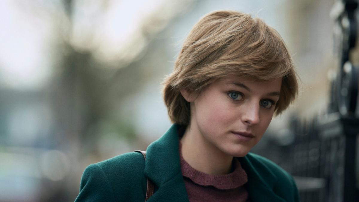 Globos de Oro 2021: Emma Corrin gana por interpretar a Lady Di de 'The Crown'