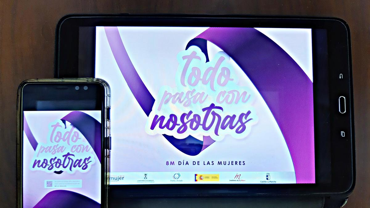 Albacete conmemorará el 8M con un mural urbano y un reconocimiento a las mujeres al frente de servicios esenciales