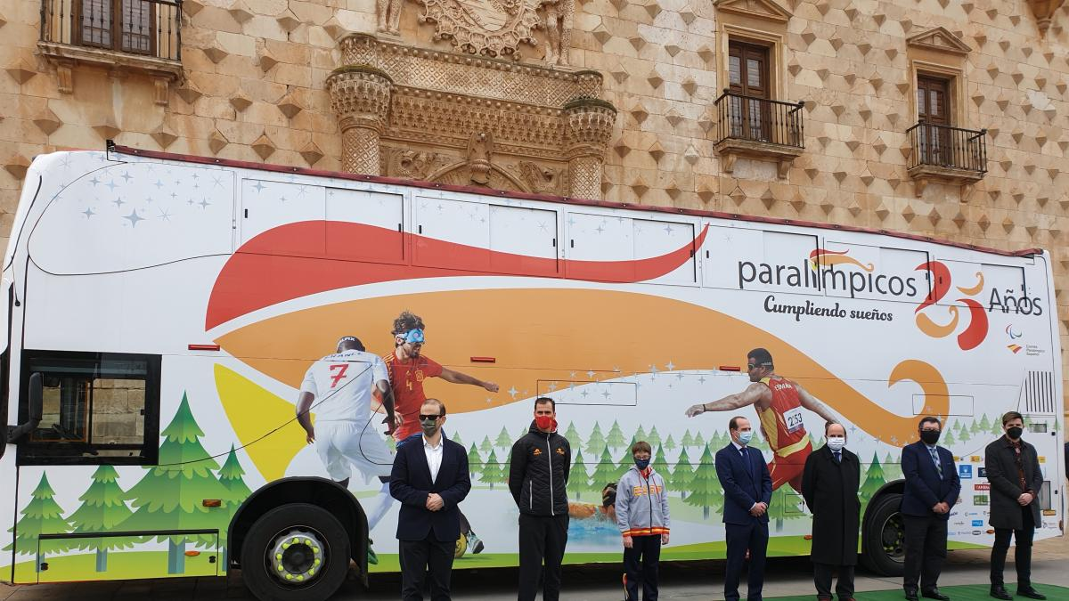 """Rojo resalta la """"apuesta clara"""" de Guadalajara por el deporte inclusivo y anuncia nuevas políticas de apoyo"""