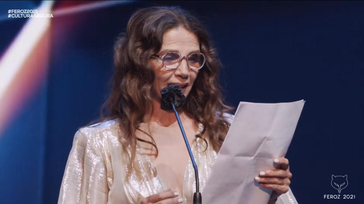 """Victoria Abril pide disculpas por sus palabras negacionistas: """"Para mí todas las vidas cuentan, creedme por favor"""""""