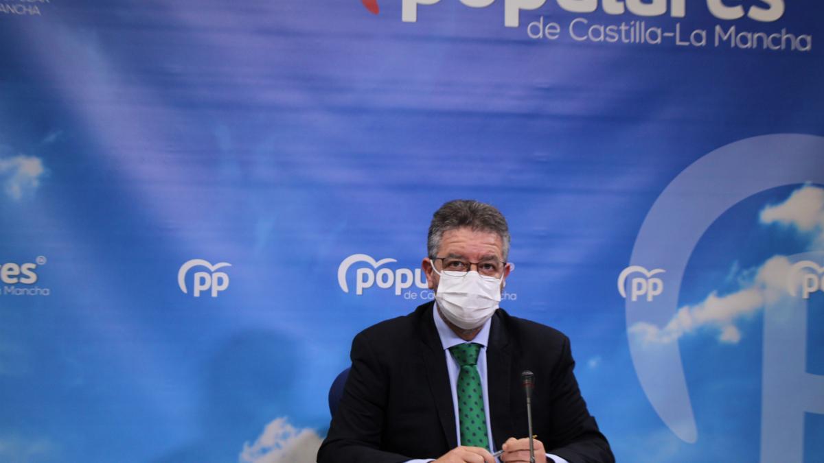 """PP destaca la """"incapacidad de gestión, inoperancia y arrogancia"""" del Gobierno de C-LM tras un año de pandemia"""