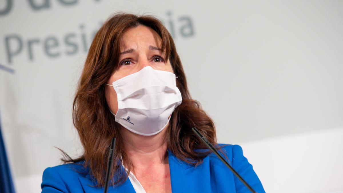 """Junta cree que Cañizares """"cuestiona la labor de la Guardia Civil"""" y """"no debuta con demasiada fortuna"""" como portavoz PP"""