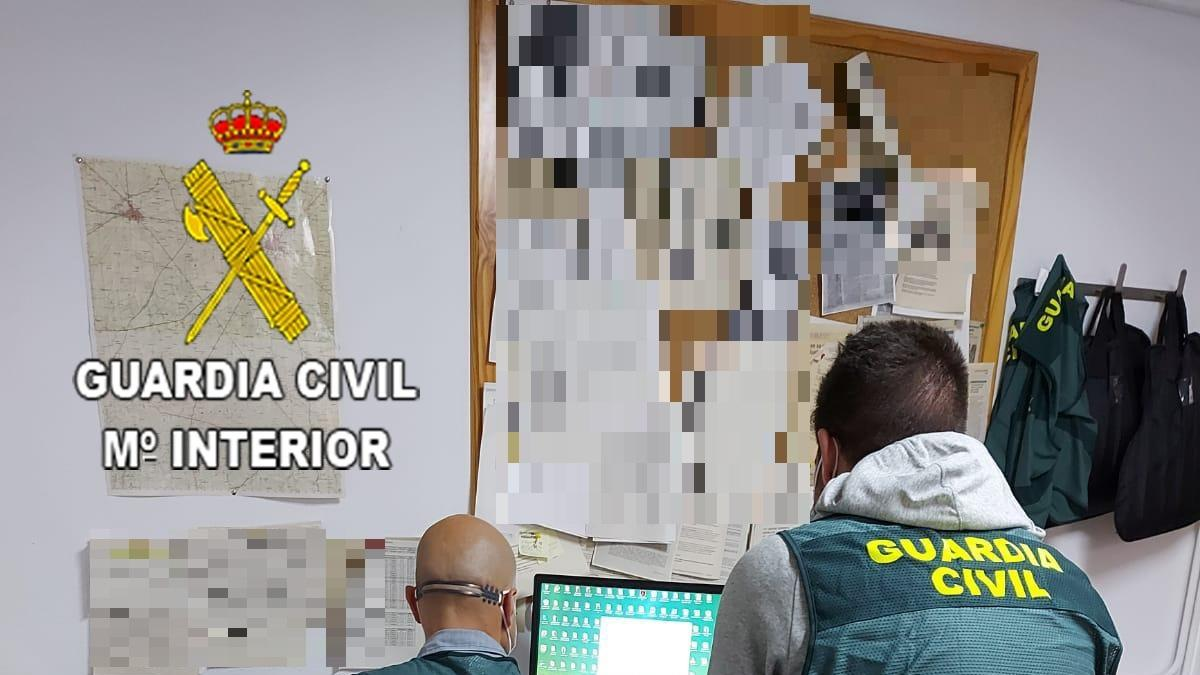 Detenido en Villarrobledo por esta presuntamente más de 54.000 euros al Ayuntamiento de El Casar