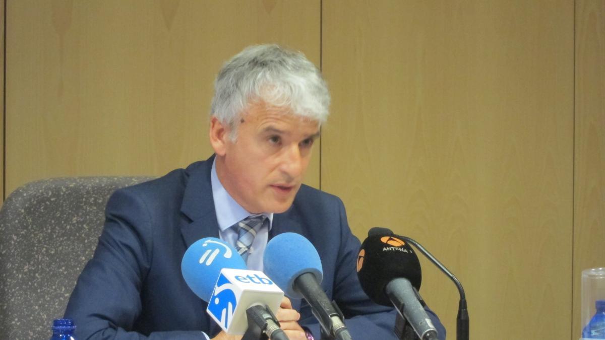 Iñaki Subijana, elegido nuevo presidente del TSJPV