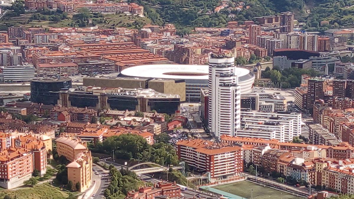 Aburto insiste en la apuesta decidida por la Eurocopa en Bilbao, sorprendido por noticias que apuntan a su exclusión
