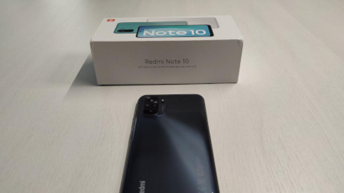 Análisis Redmi Note 10: un buen móvil con todo lo que se busca por 200 euros