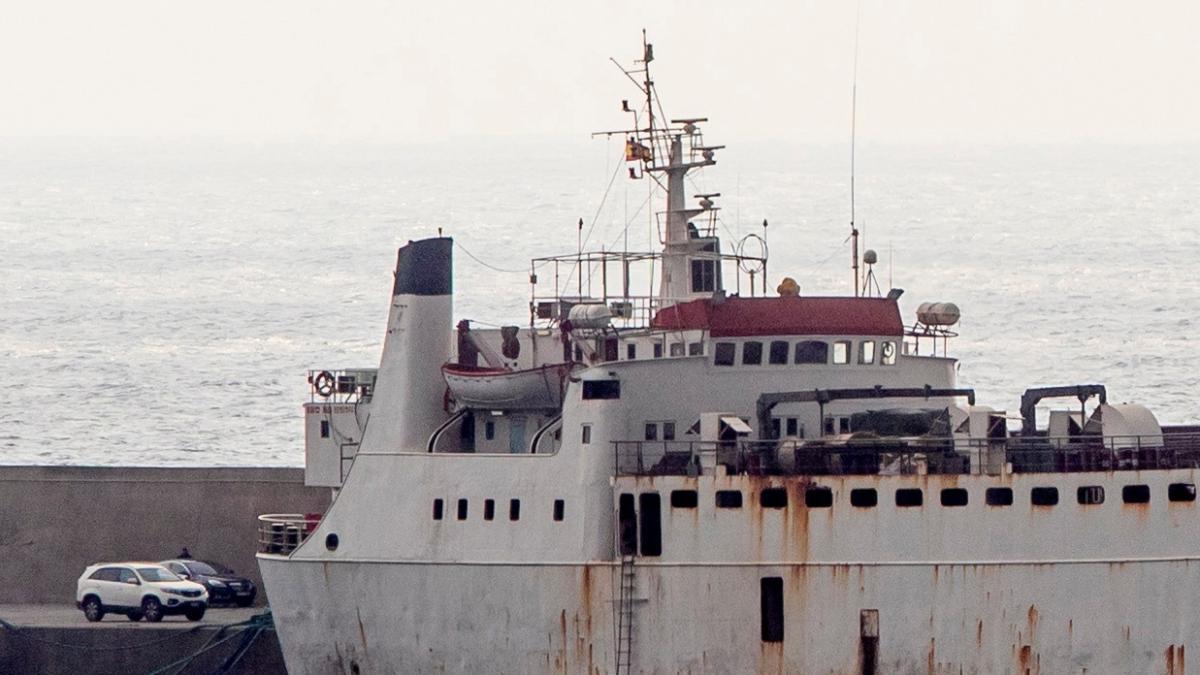 Se inicia el sacrificio de los terneros del barco Karim Allah