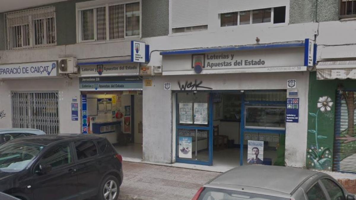 La Lotería Nacional deja miles de euros en cuatro provincias
