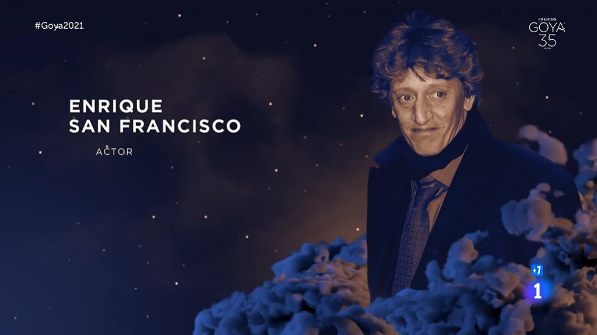 De Quique San Francisco a Carmen de Mairena: los homenajeados en el In Memoriam de los Goya 2021