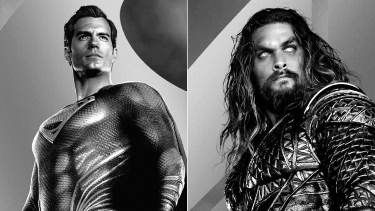 Superman y Aquaman protagonizan los nuevos teasers de 'Liga de la Justicia de Zack Snyder'