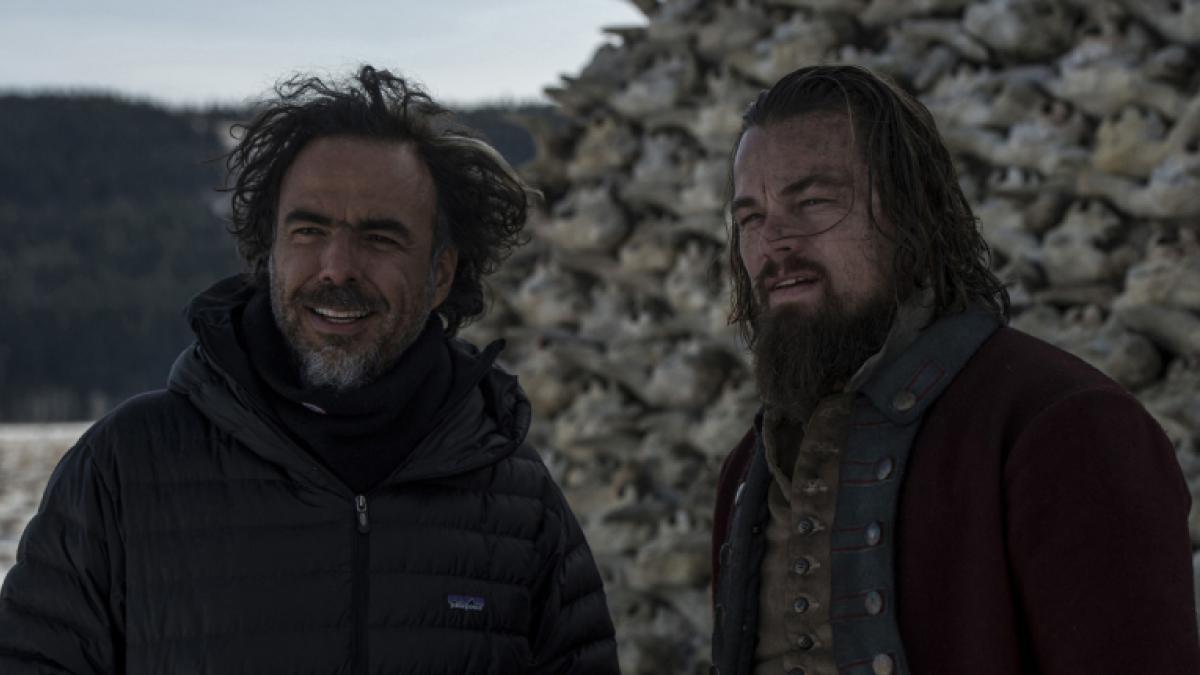 Alejandro González Iñárritu rueda por fin nueva película tras 'El renacido'