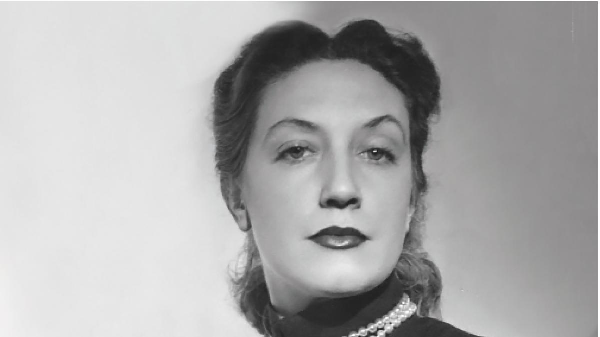 Margarita Alexandre, la cineasta antifranquista que conquistó a Franco