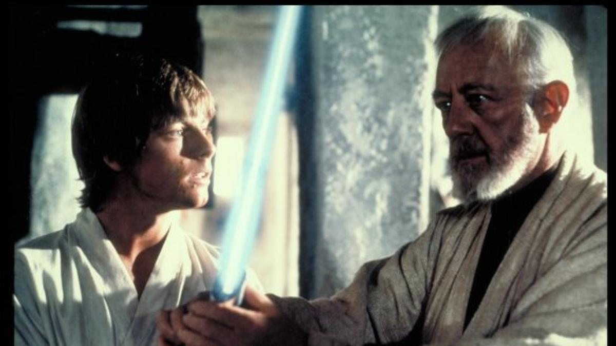 Mark Hamill se avergüenza del meme más famoso de Luke Skywalker