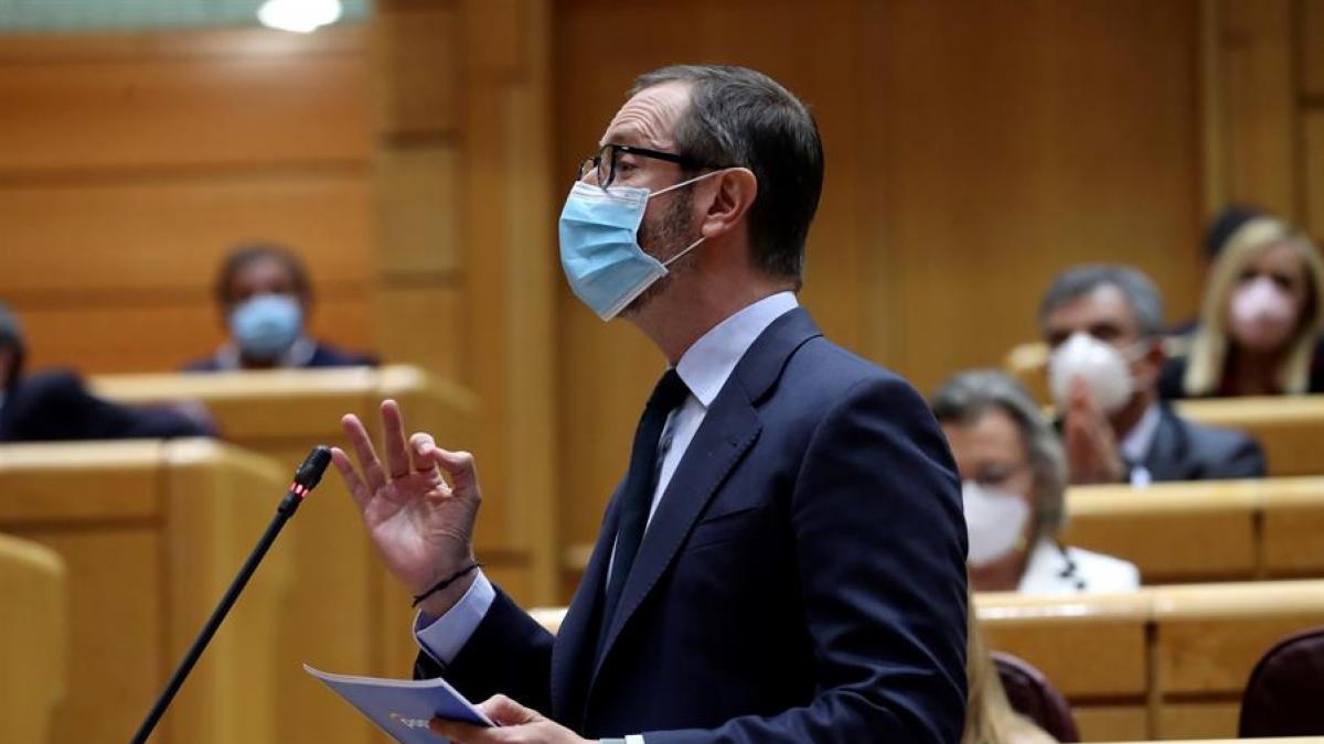 El PP quiere forzar la condena a ETA en una declaración institucional del Senado