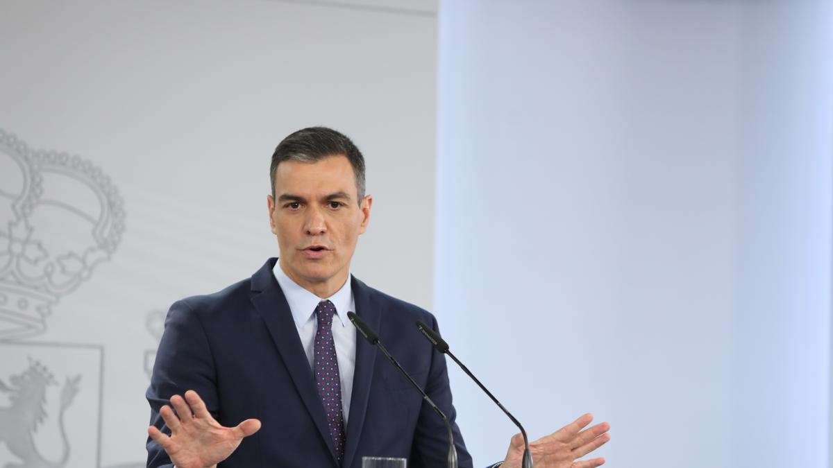 """Sánchez rechaza prorrogar el estado de alarma y deja en manos de los jueces el """"control"""" d ..."""