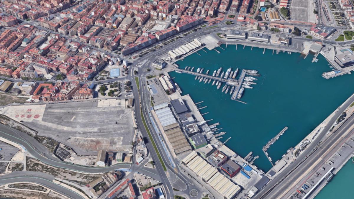 València reurbanizará el entorno de la Marina para integrar las nuevas líneas tranviarias 10 y 11