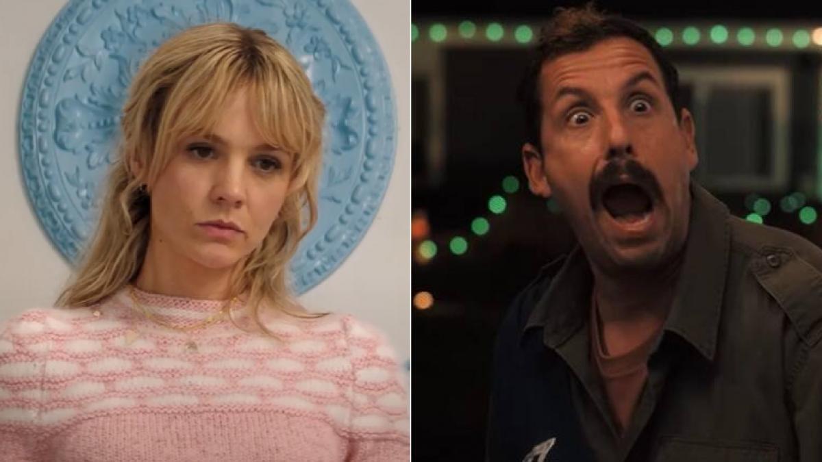 Carey Mulligan y Adam Sandler protagonizarán 'Spaceman' para Netflix