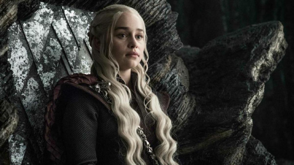 """""""No tengo dudas de que va a ser un éxito"""": Emilia Clarke sobre las precuelas de 'Juego de tronos'"""