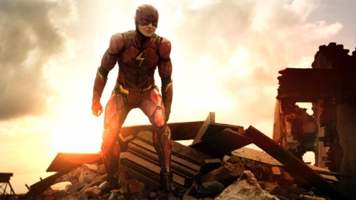 El rodaje de 'The Flash' con Ezra Miller ha empezado por fin