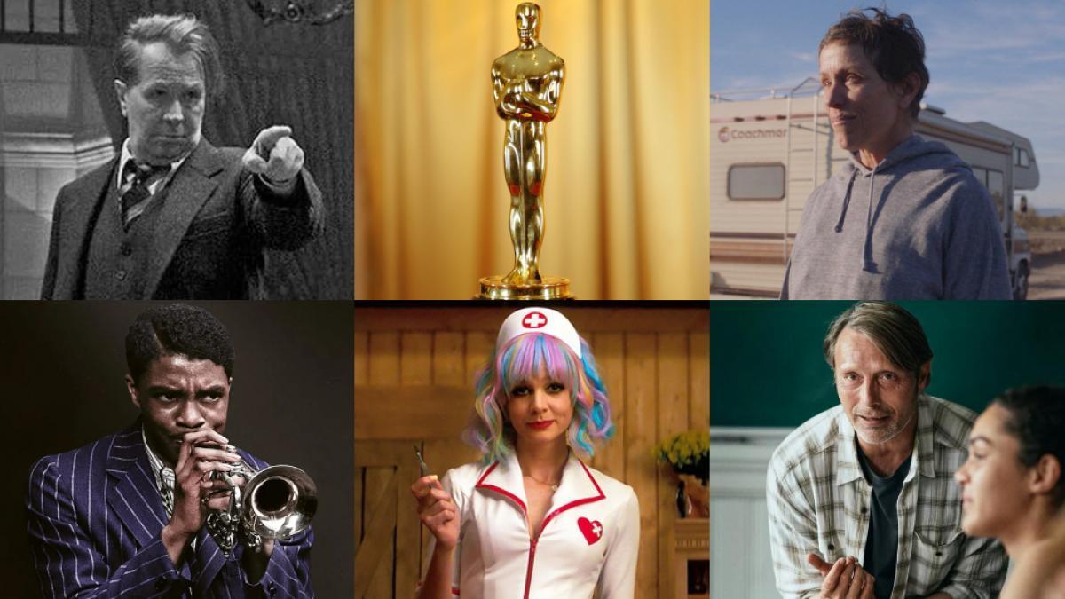 Así serán los Oscar 2021: La gala, horario, favoritos, estrellas y curiosidades