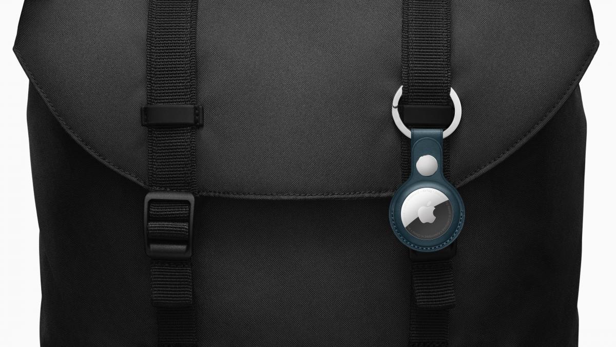 Apple revela por fin sus ansiados AirTag: el rastreador Bluetooth de acero inoxidable que te lo encuentra todo