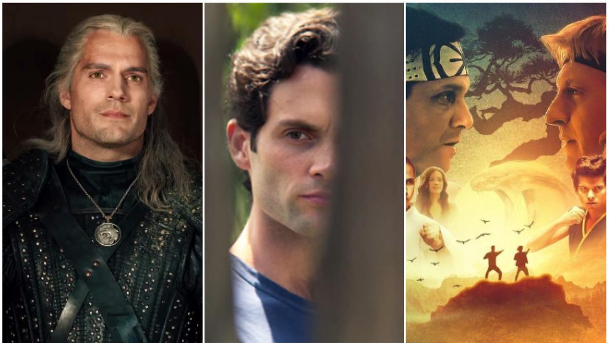 'The Witcher', 'You' y 'Cobra Kai' volverán para salvar a Netflix antes de que acabe 2021