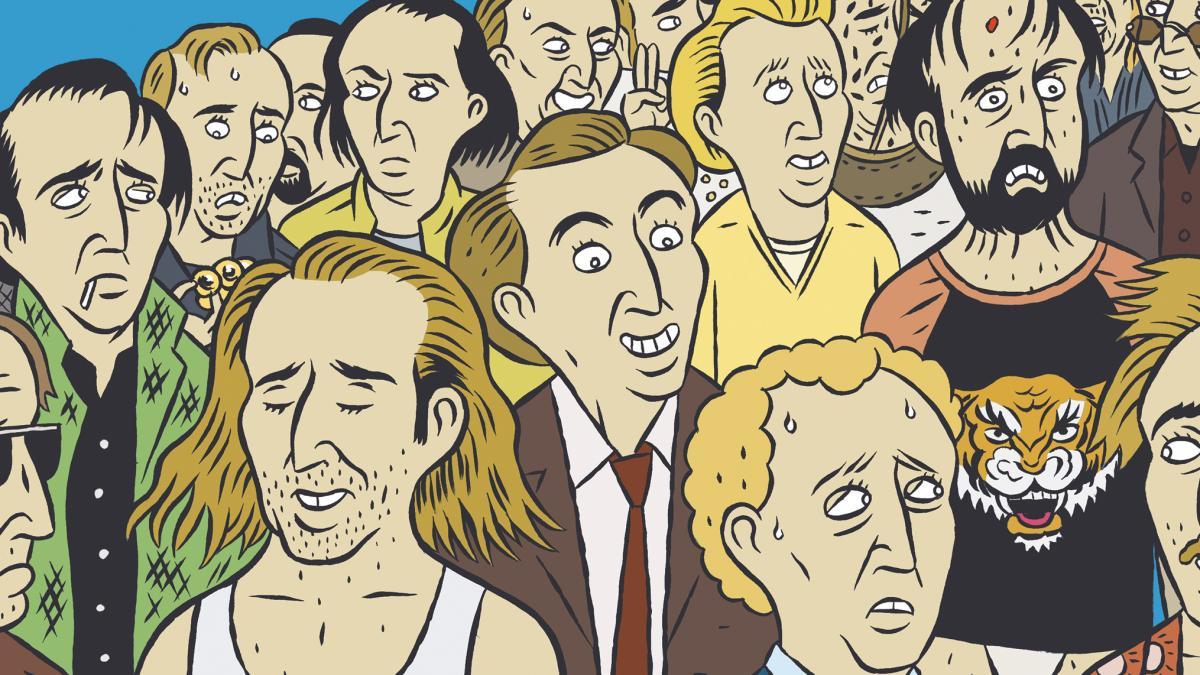 'Las 100 primeras películas de Nicolas Cage' es la oda definitiva a un actor inagotable