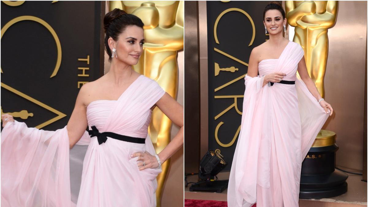 Todos los vestidos de Penélope Cruz en los Oscar