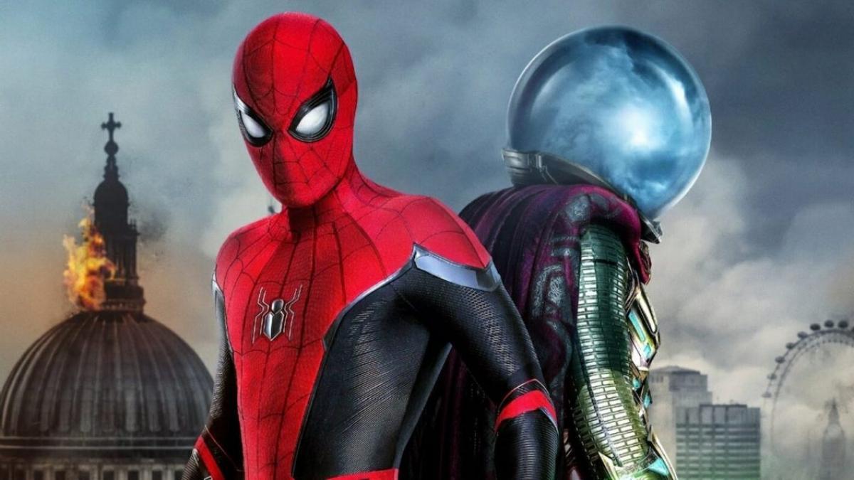 ¿Cuántos años tiene Spider-Man en la película 'Lejos de casa' que arrasa en Netflix?