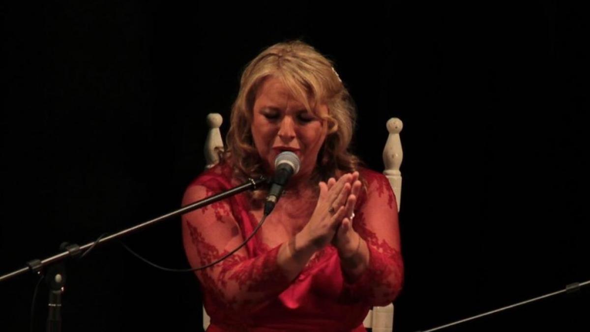 El Riberas del Guadaíra abre telón para 'Flamenco Cara a Cara', de Rocío la Serrano