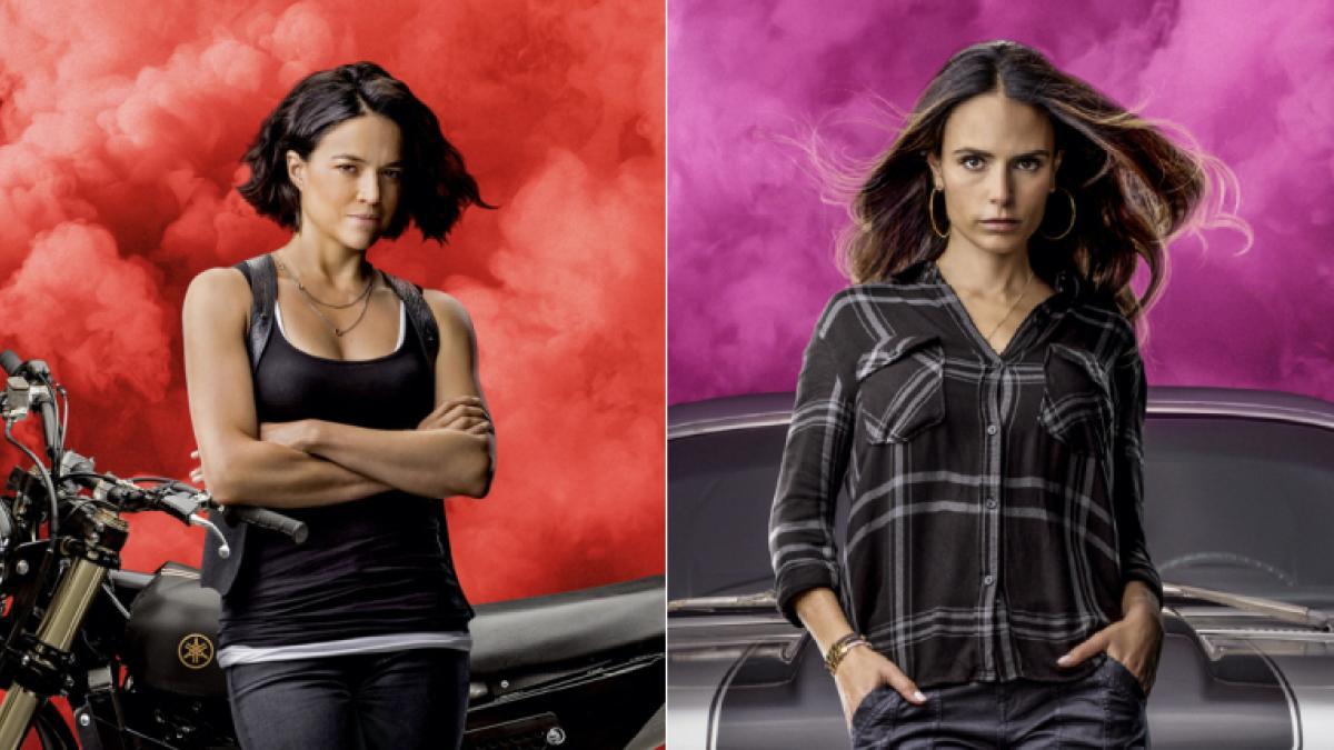 Michelle Rodriguez y Jordana Brewster compartirán escenas por primera vez en 'Fast & Furious 9'