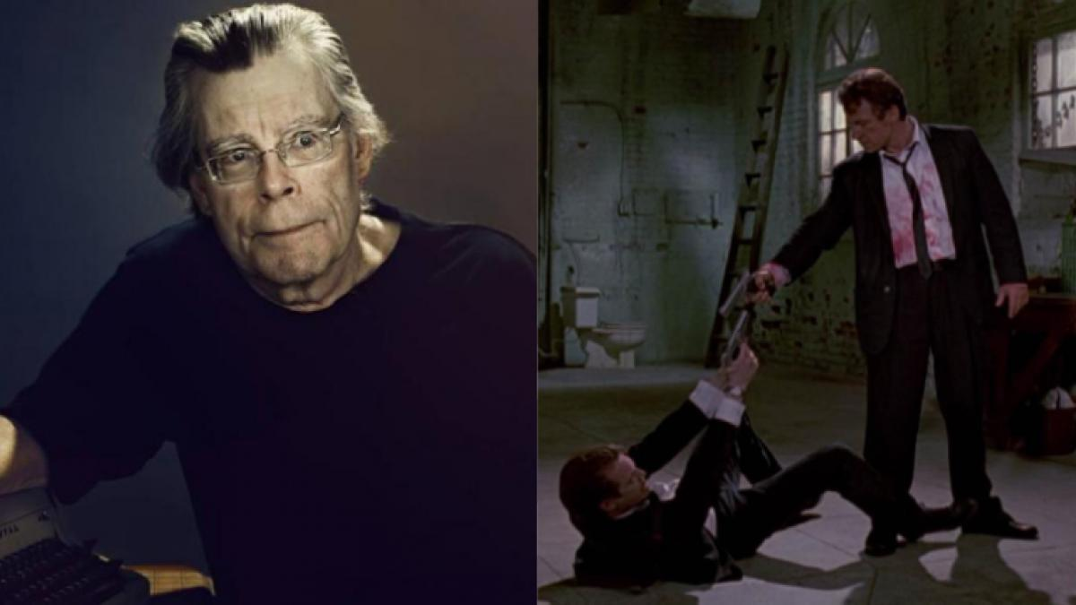 """""""Excelente película"""": Stephen King confiesa que no había visto hasta ahora 'Reservoir Dogs'"""