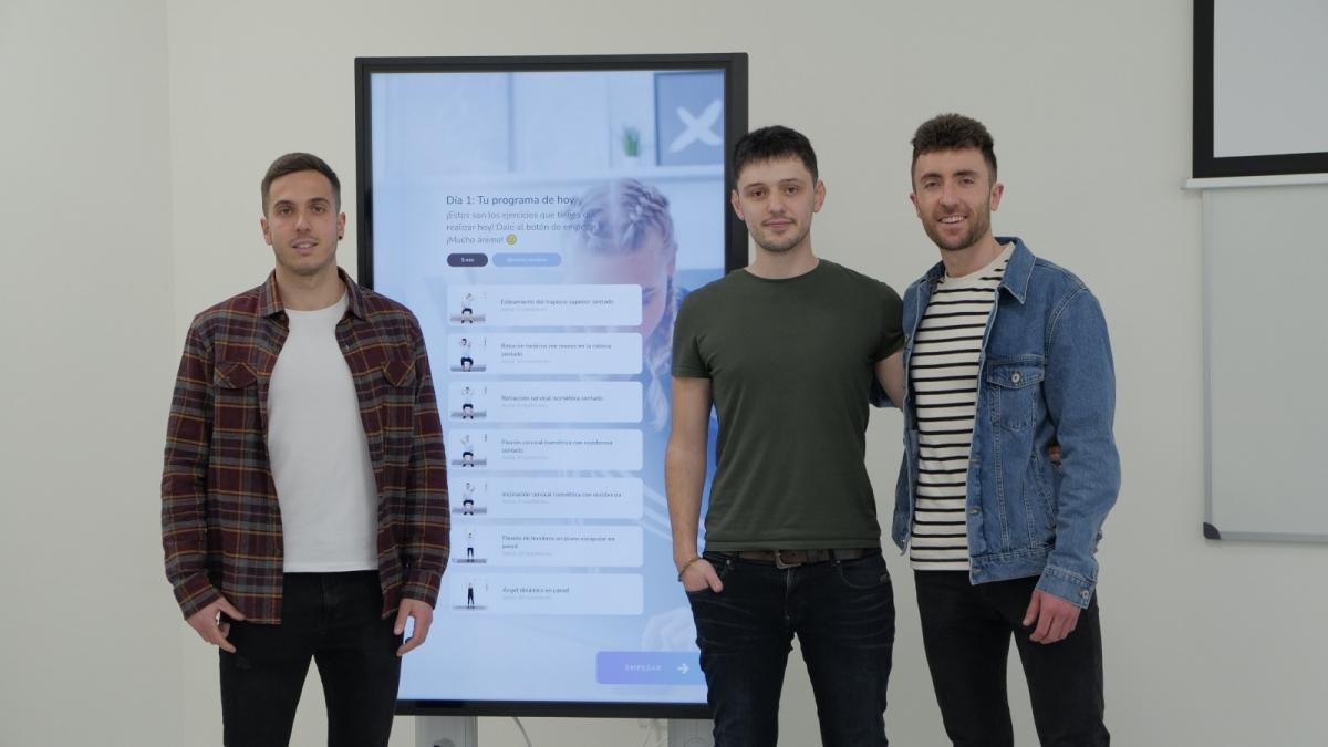 El proyecto Fisify logra superar su objetivo de financiación en la plataforma de Crowdfunding Bizkaia