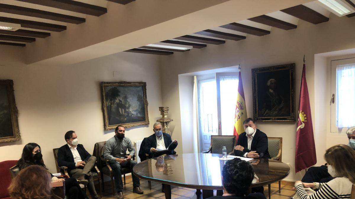 Oposición de Cuenca sigue pidiendo dimisiones por el derrumbe pero Cs y Cuenca en Marcha abogan por esperar a Fiscalía