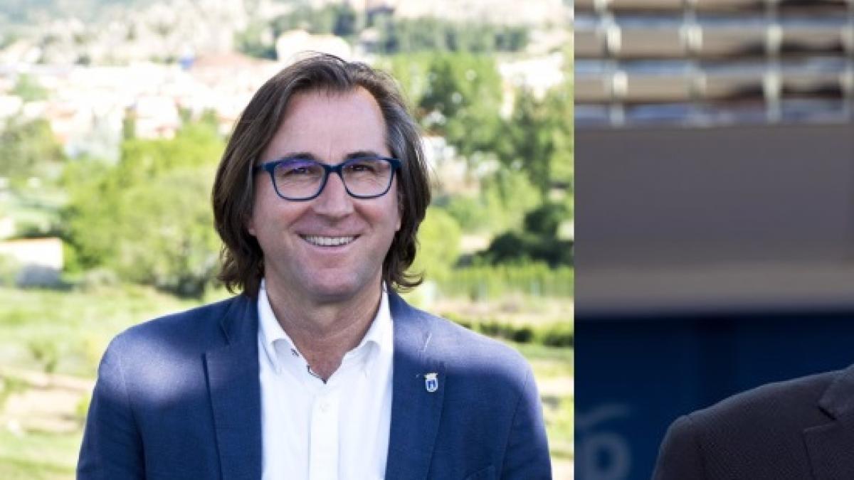Carlos Mazón y José Vicente Anaya, proclamados candidatos a la presidencia del PPCV