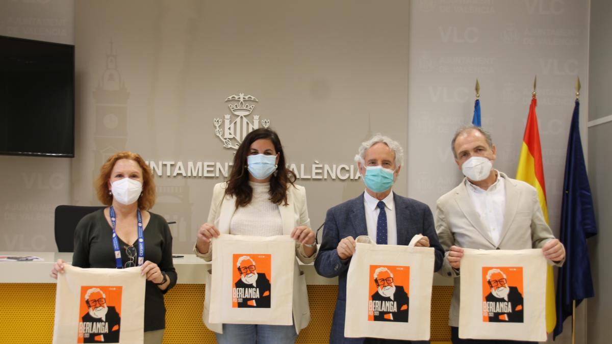 El Ayuntamiento de València crea una ruta para conocer a García Berlanga a través de su ciudad natal