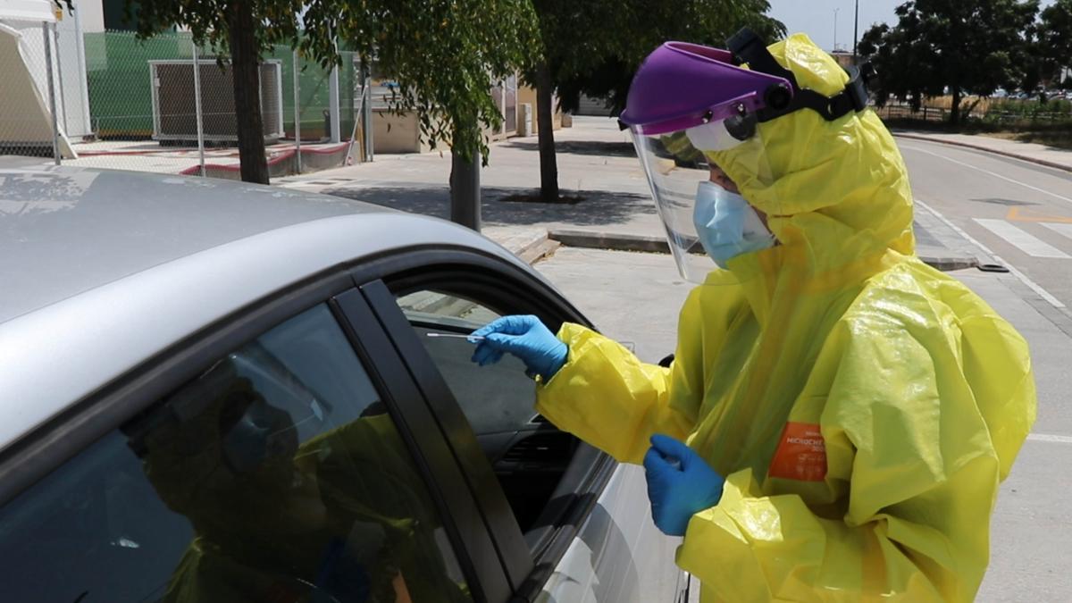 La Comunitat Valenciana registra 153 nuevos casos y cinco fallecidos