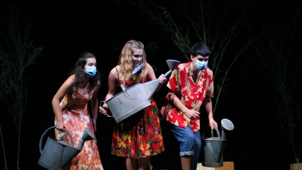 El estreno de 'Ár Bo La Ré' cierra la temporada de Abao Txiki en el Teatro Arriaga de Bilbao