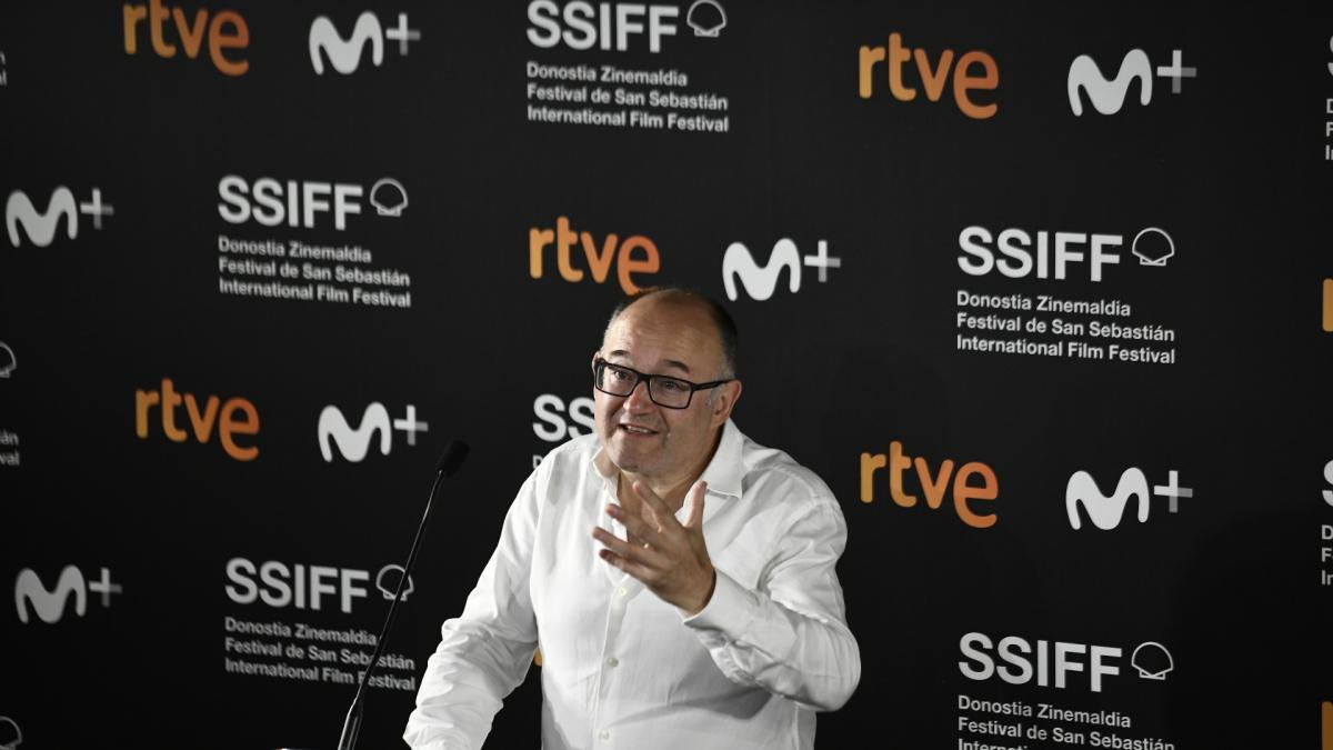 El director del Festival de Cine de San Sebastián presentará este martes 'Magical Girl' en la Filmoteca Rafael Azcona