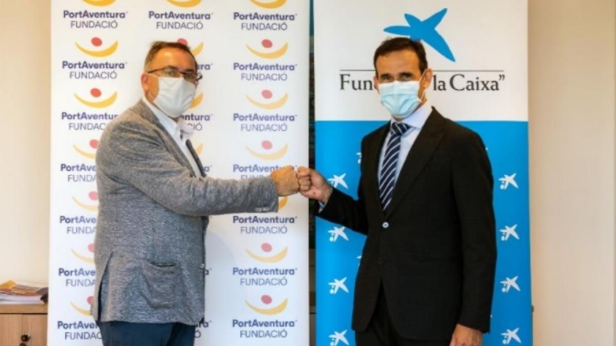 CaixaBank y Fundación La Caixa apoyan a Fundación PortAventura para impulsar proyectos sociales