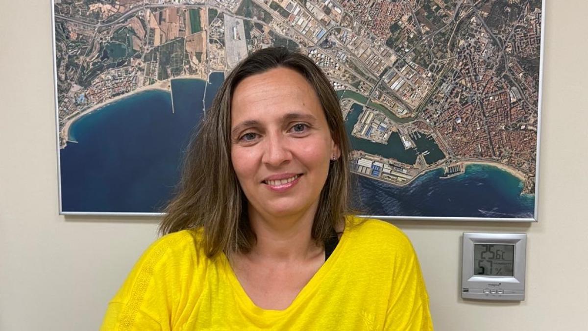 El Port de Tarragona nombra a Núria Obiols jefa de departamento de Operaciones Portuarias
