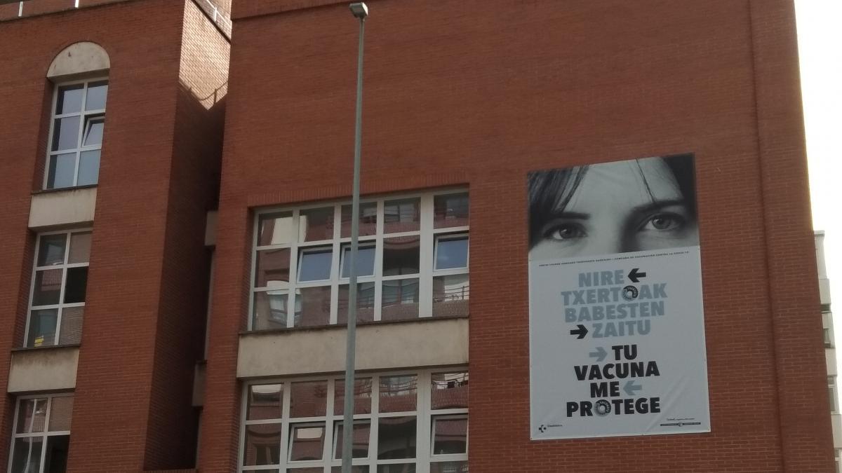 Euskadi registra 9 muertes por covid en la última semana, suma 146 nuevos contagios y baja la incidencia a 137