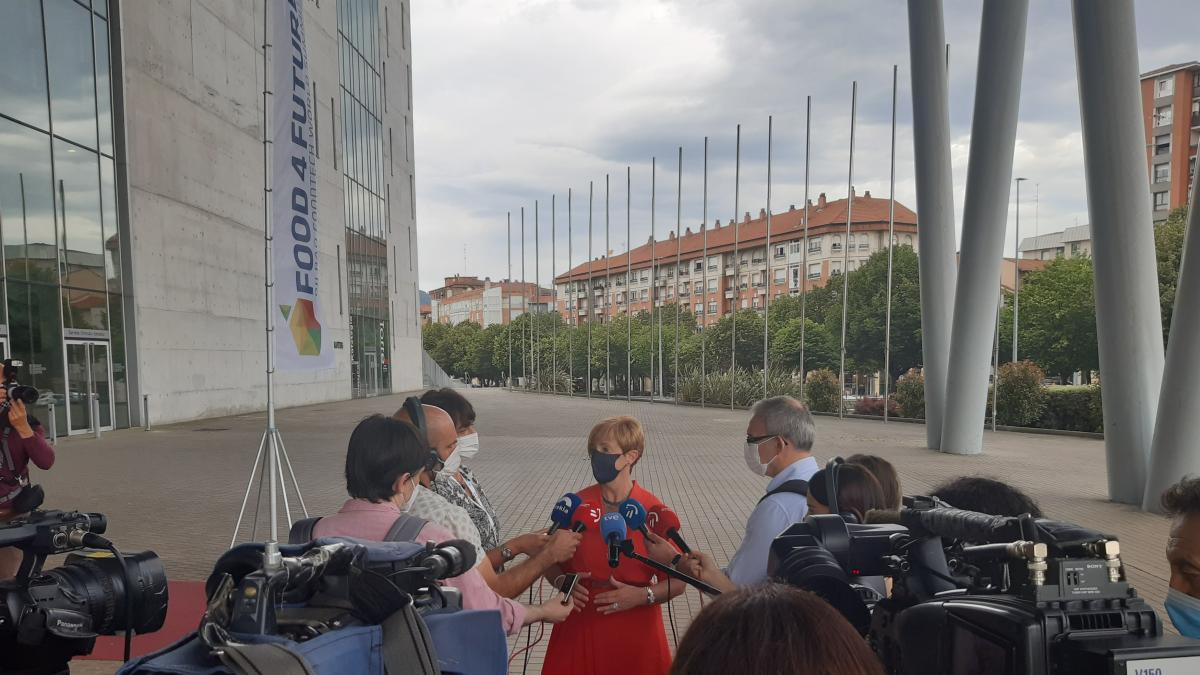 """Gobierno Vasco ve """"una buena noticia"""" el acuerdo arancelario y confía en que la suspensión """"se convierta en definitiva"""""""