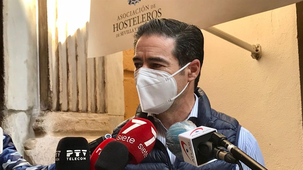 La patronal nacional de la hostelería designa a Antonio Luque como nuevo vocal por Andalucía