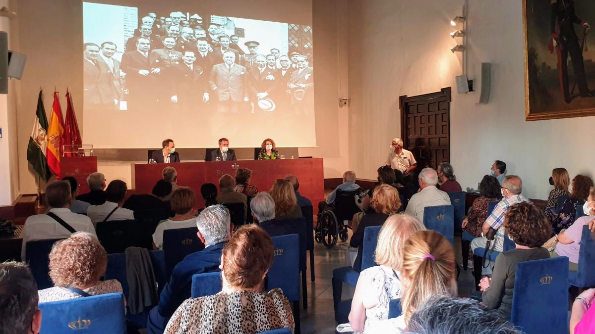 Memoria.-El Consistorio recuerda a los miembros de la corporación de 1936 que fueron asesinados o represaliados