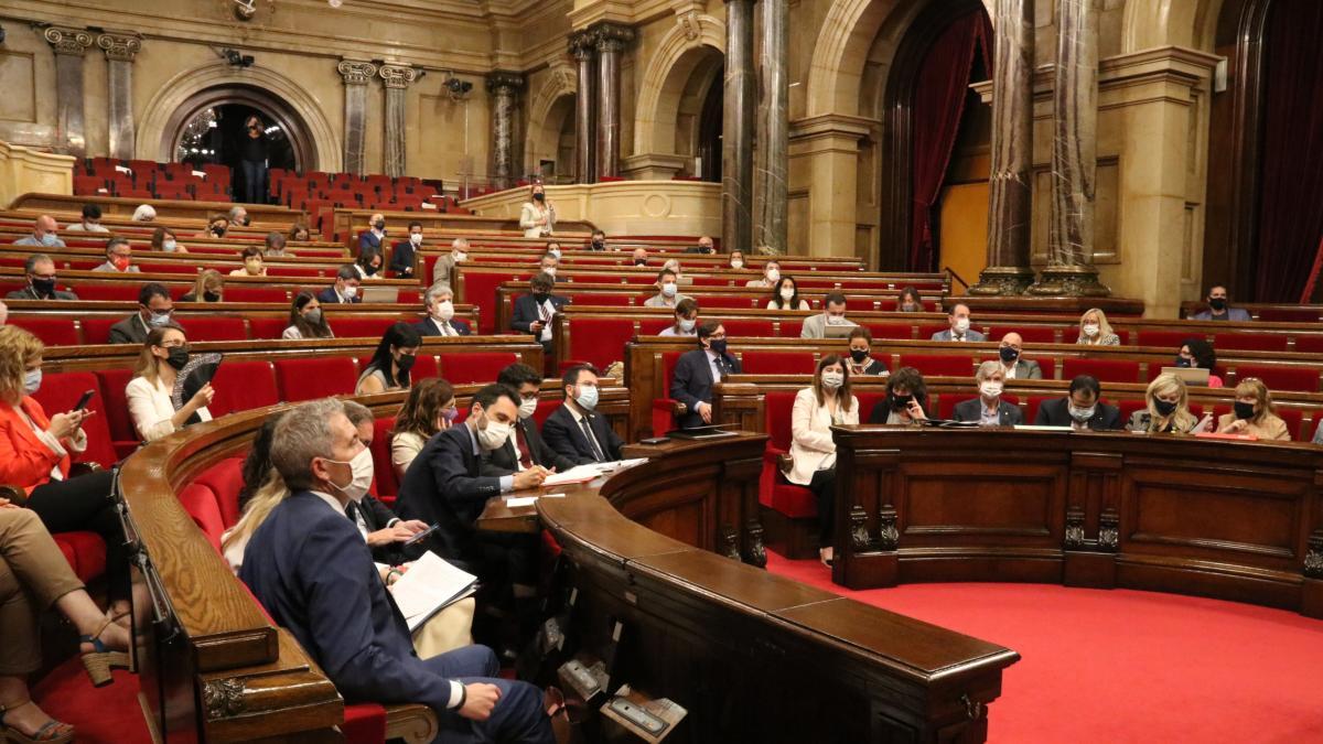 El Parlament insta al Govern a impulsar la futura ley trans en el plazo de 12 meses