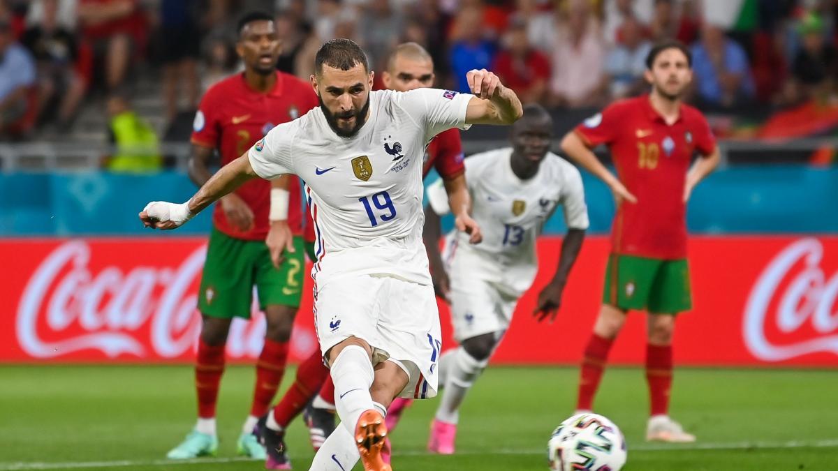 Portugal y Francia firman tablas para pasar a octavos a base de penaltis, con protagonismo de Mateu Lahoz