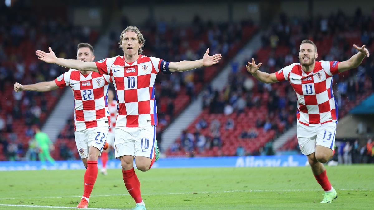 La Croacia de Luka Modric espera con hambre y ganas de reivindicarse a una España entre dudas